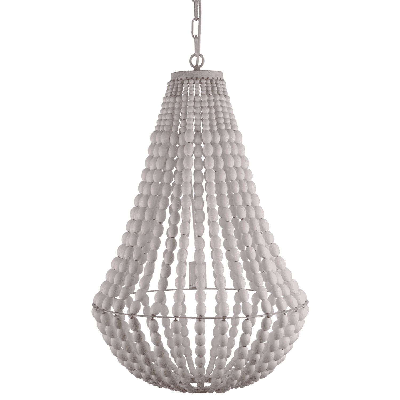 Hanglamp Danilo 50 cm wit