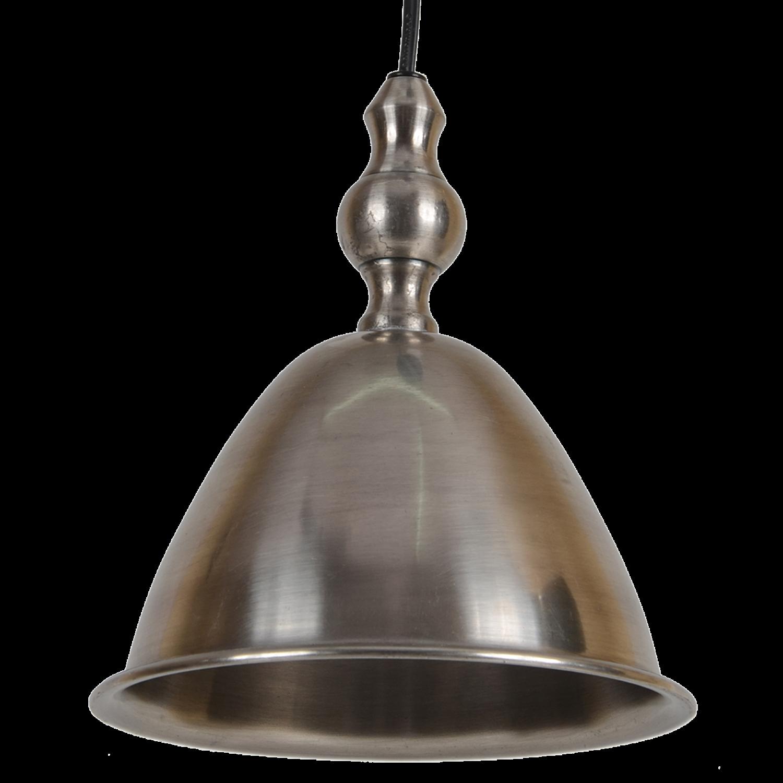 Hanglamp Abra antiek zilver