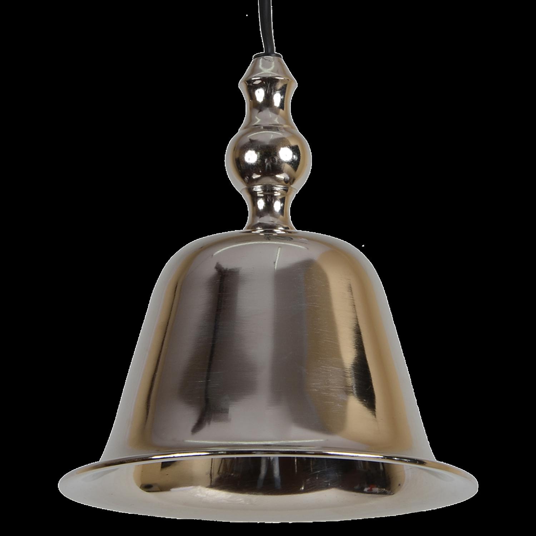 Hanglamp Agnese glans chroom