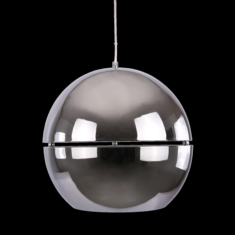 Hanglamp Axel Ø40 cm glans chroom