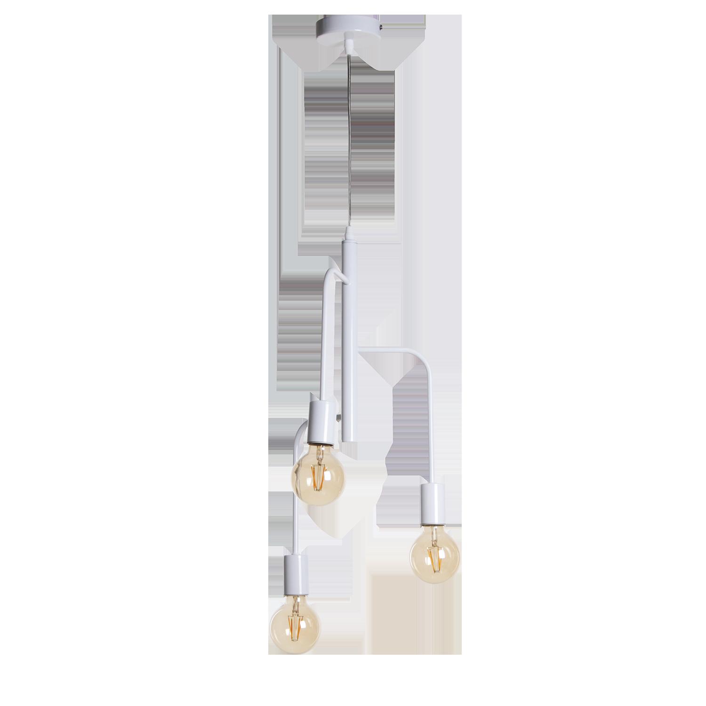 Hanglamp Bjorn 3 lichts wit