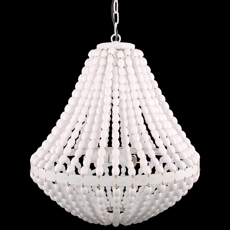 Hanglamp Casimira 60 cm wit