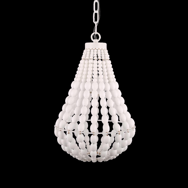 Hanglamp Danilo 30 cm wit