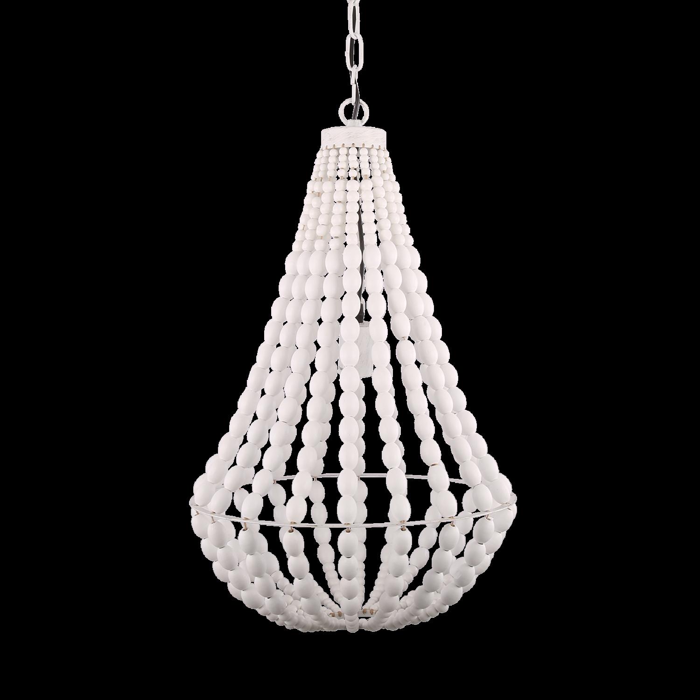 Hanglamp Danilo 40 cm wit