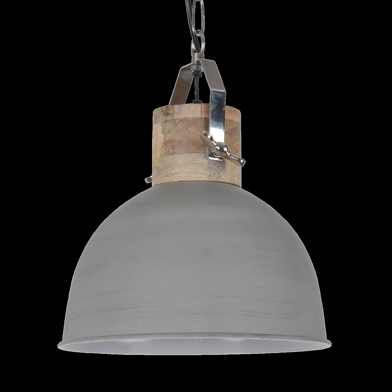 Hanglamp Fabriano 40 cm mat licht grijs