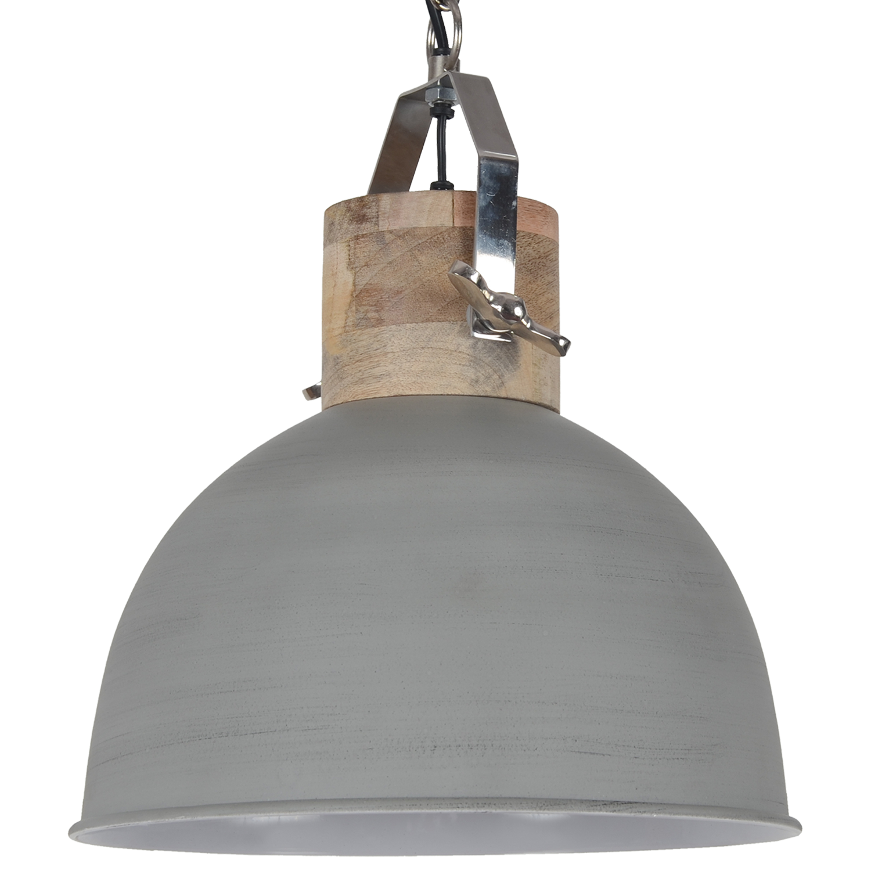 Hanglamp Fabriano 50 cm mat licht grijs