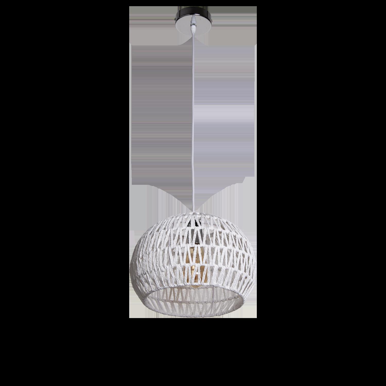 Hanglamp Lasse 30 cm wit