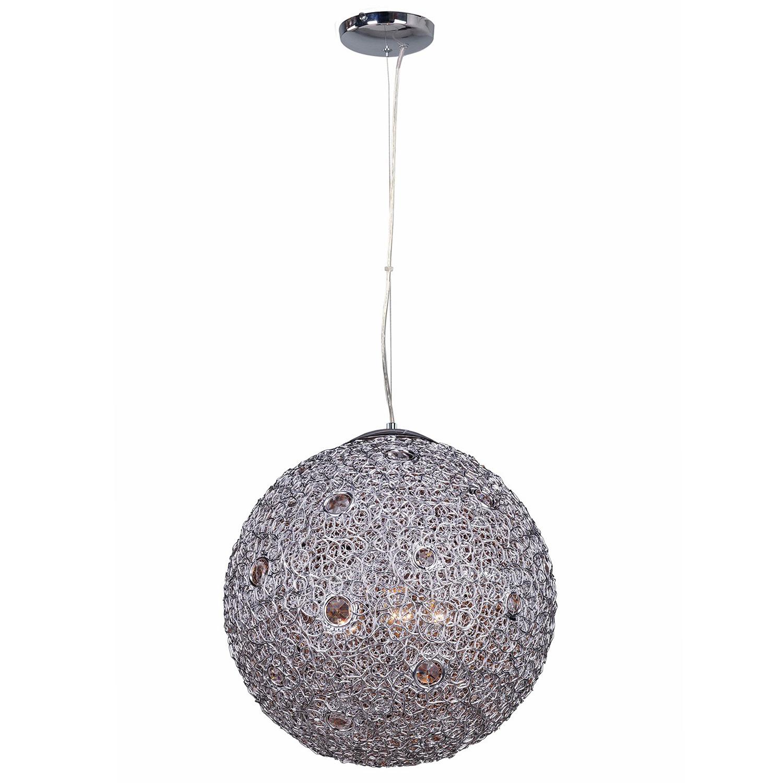 Hanglamp Livorno 50 cm chroom