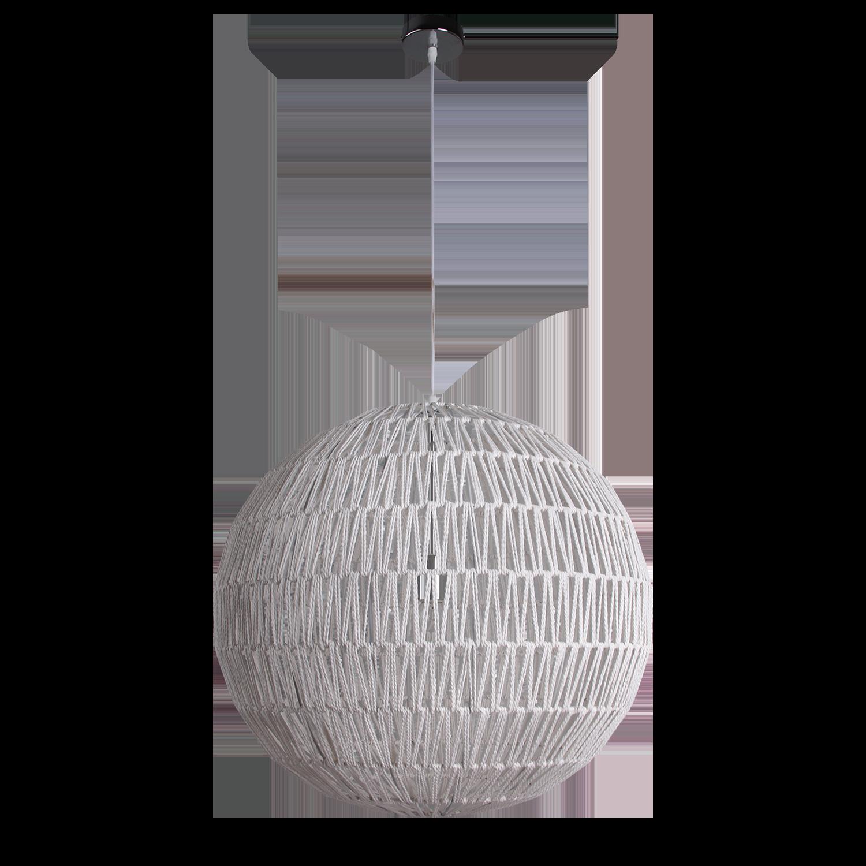 Hanglamp Luca Ø60 cm wit