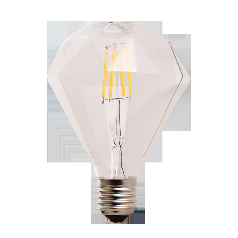 LED lamp filament diamond klein 4W