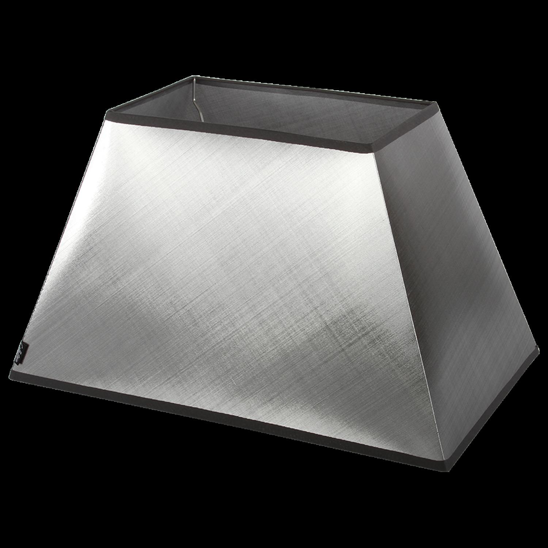 Staande lampenkap Azzuro rechthoek 20 cm