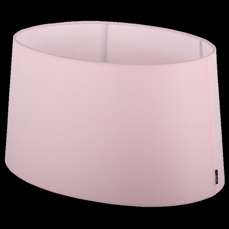 Staande lampenkap Rosa ovaal 40 cm