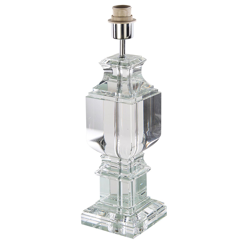 Tafellamp Castello kristal