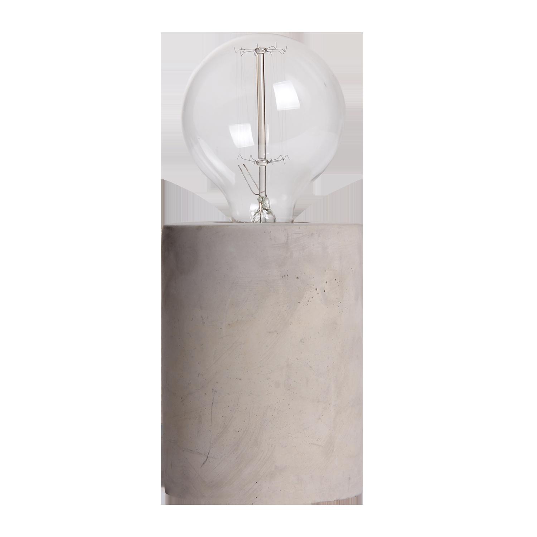 Tafellamp Sweden rond Ø9.5 cm cement