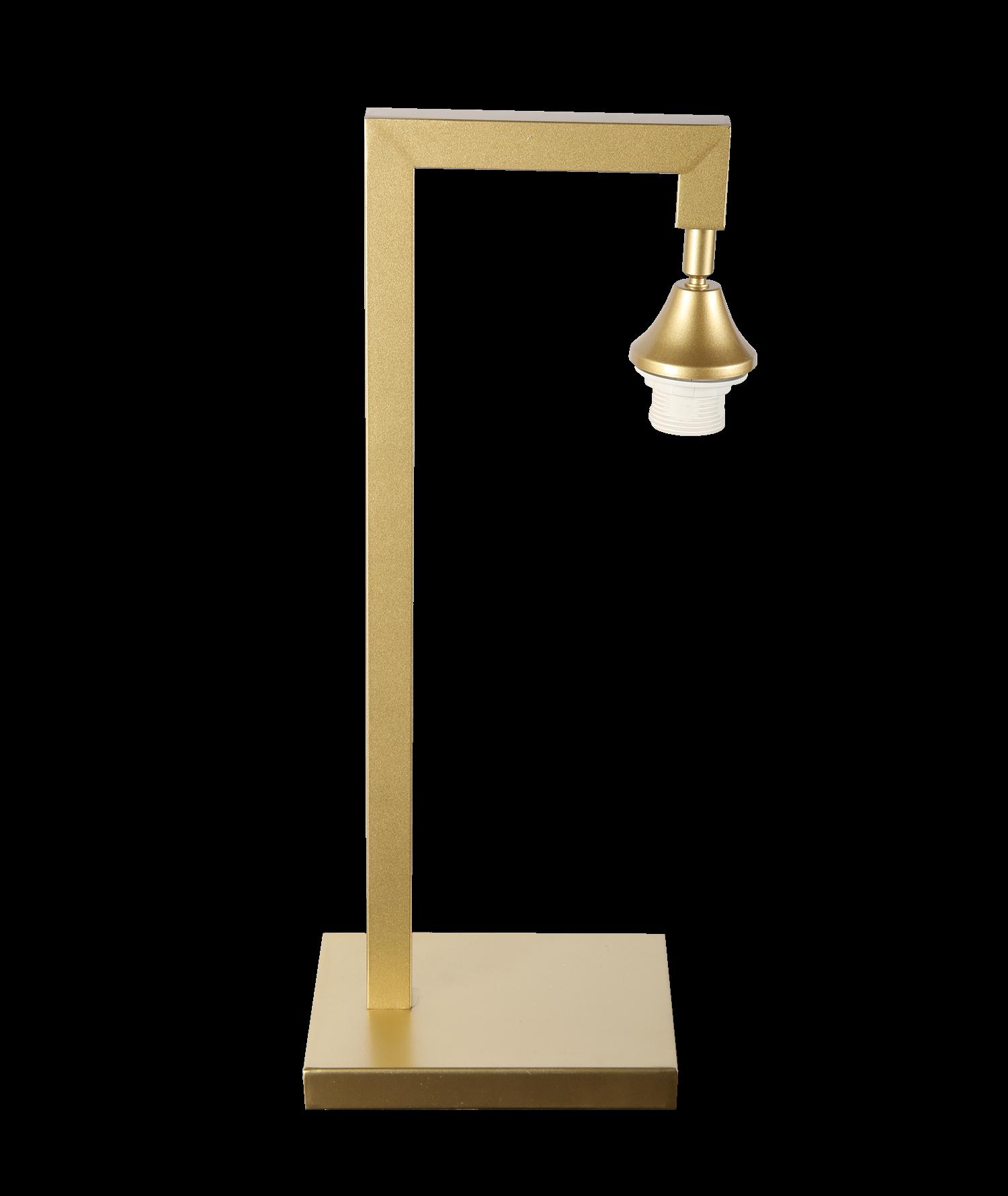 Tafellamp Caro (D) groot goud