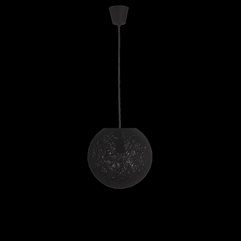 Hanglamp Beau Ø30 cm zwart
