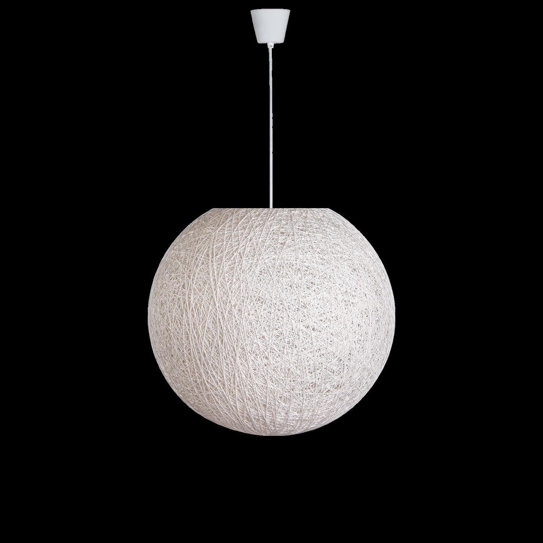 Hanglamp Beau Ø40 cm wit