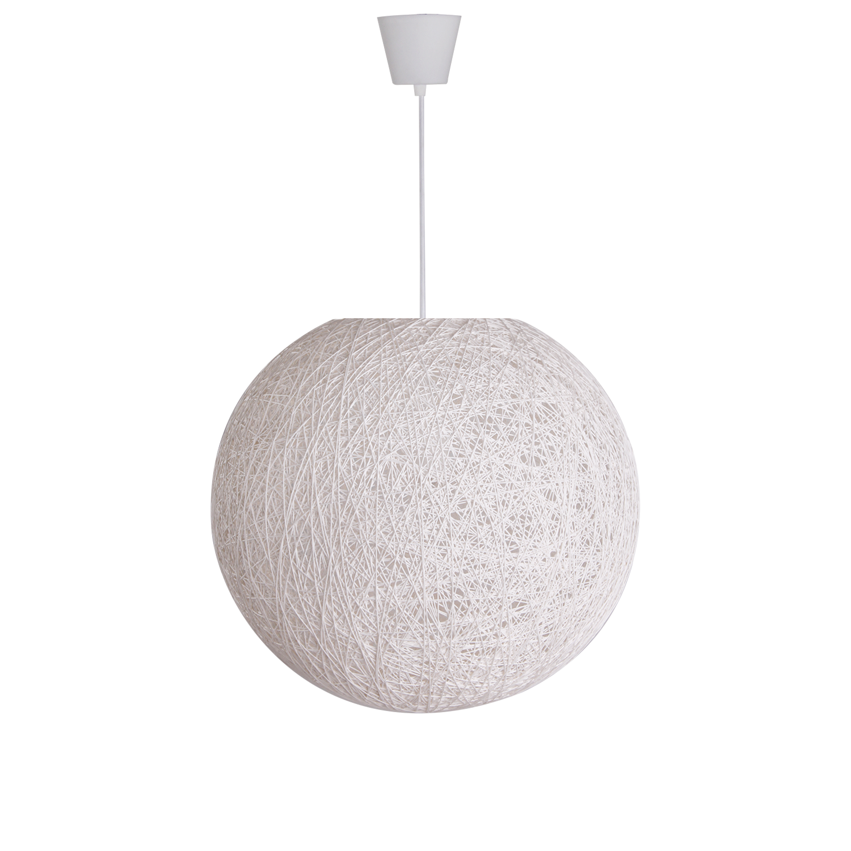 Hanglamp Beau Ø50 cm wit
