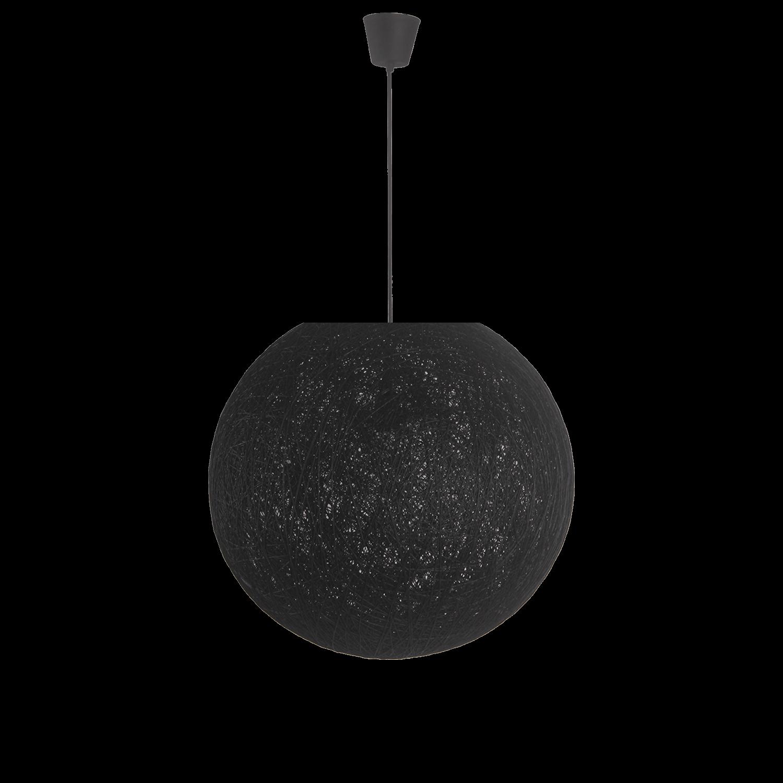Hanglamp Beau Ø50 cm zwart