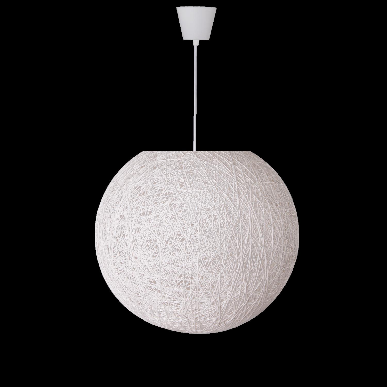 Hanglamp Beau Ø60 cm wit