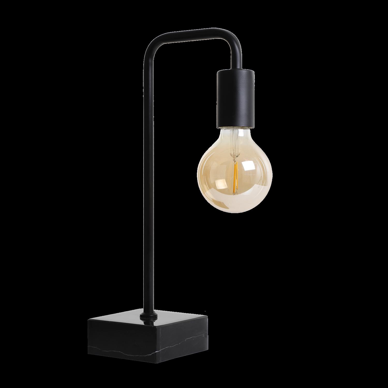 Tafellamp Markanti zwart