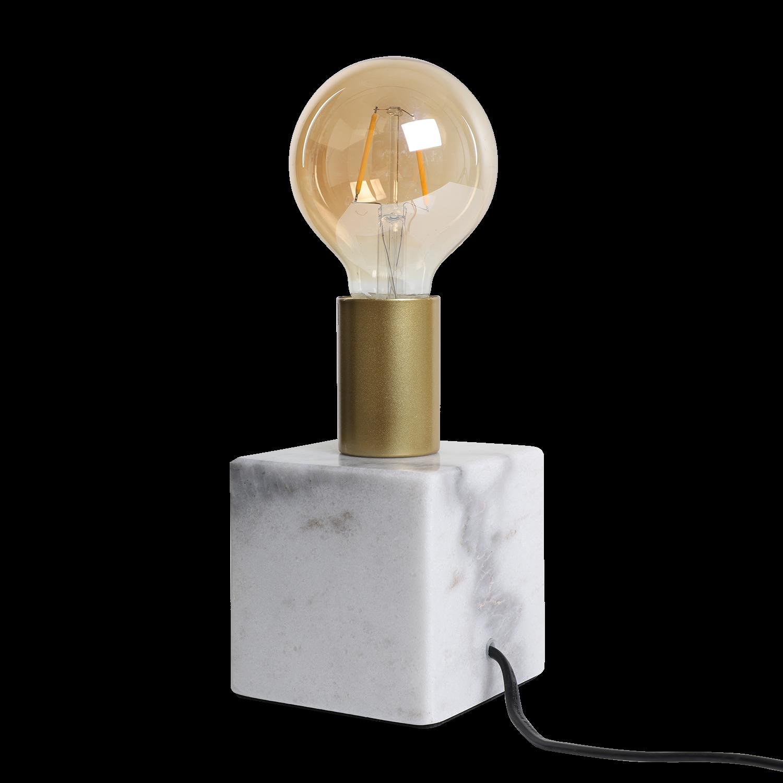 Tafellamp Dante wit