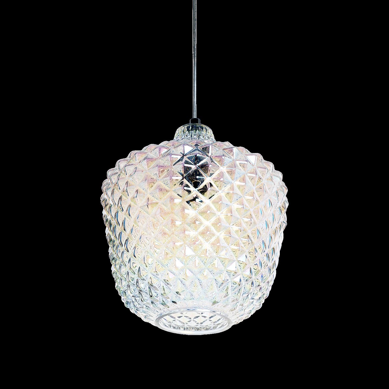 Hanglamp Ibiza Poly Chroom