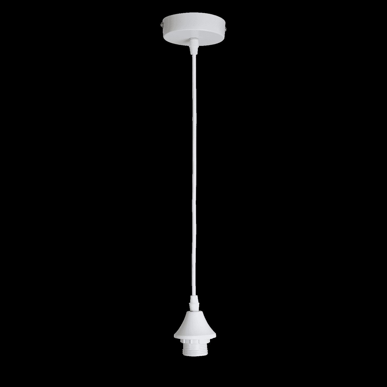 Hanglamp Vilmar 1 lichts wit