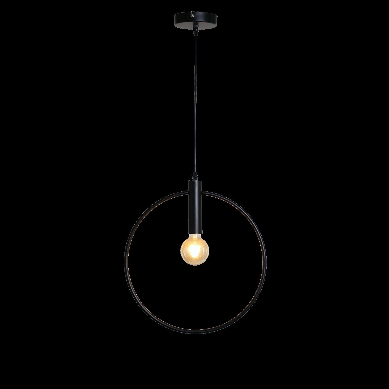 Hanglamp Ruggino zwart