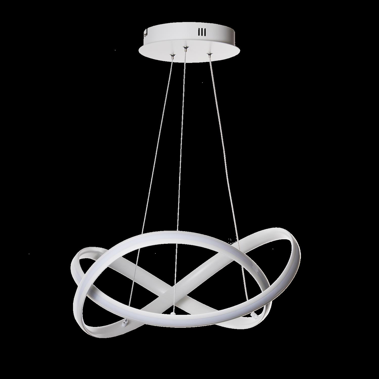 Hanglamp Eleganza LED klein wit