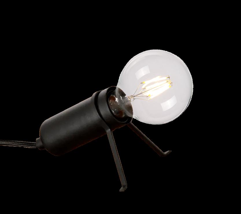 Tafellamp Ardenno zwart