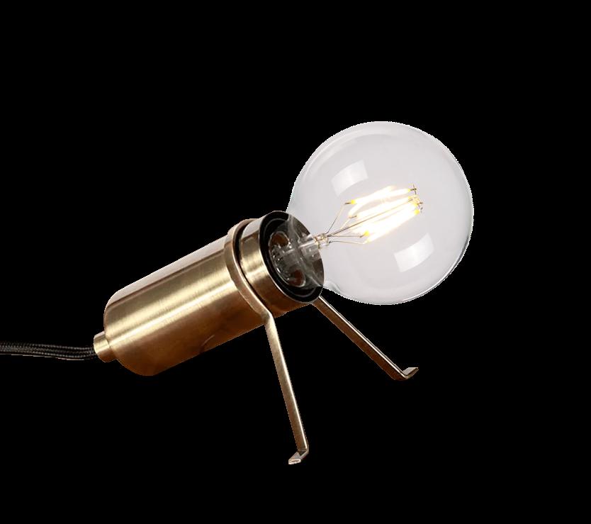 Tafellamp Ardenno brons
