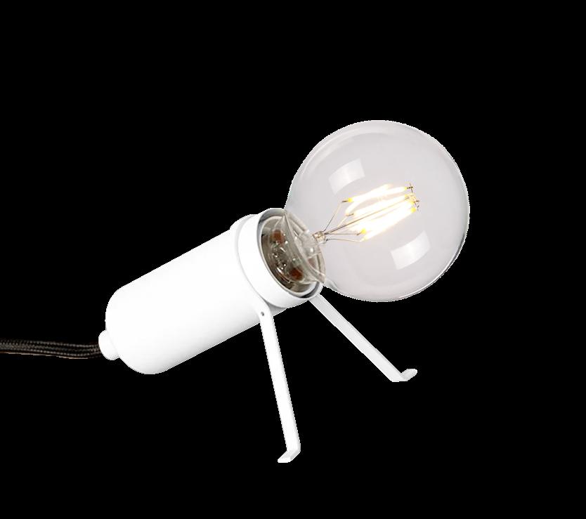 Tafellamp Ardenno wit